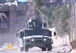 داعش پیرزن خفه می کند!