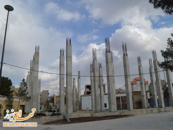 پایان فاز اول طرح جامع توسعه آستان امام زاده عقیل اسلامشهر تا سال ۹۵