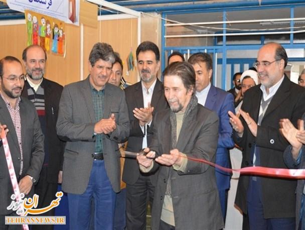 افتتاح دومین نمایشگاه بزرگ کتاب شرق استان تهران در دماوند + تصاویر