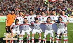 سقوط یک پلهای تیم ملی فوتبال ایران در رده بندی فیفا