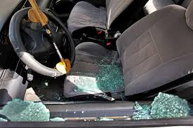 سرقت از خودرو در ۷ ثانیه!