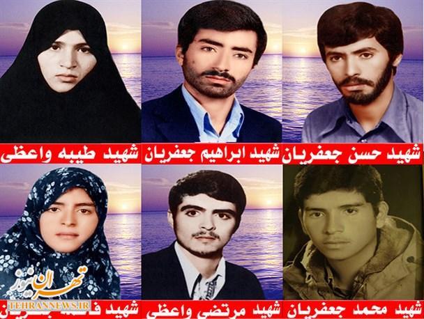 مراسم رونمایی از مزار شهید شاخص سال ۹۴ در بهشت زهرا برگزار می شود