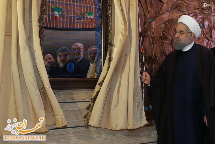 روحانی در کلاس درس برجام+عکس