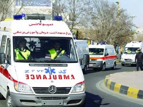 آماده باش بیش از ۴۰۰ امدادگر اورژانس در آخرین شب چهارشنبه سال/ تاکنون تهران بدون تلفات بوده است