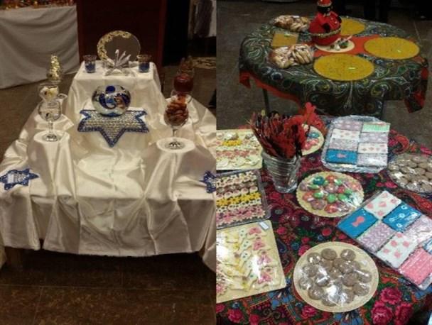افتتاح نمایشگاه و فروشگاه غوغای بهار در دماوند + تصاویر