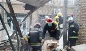 انفجار مواد محترقه در اسلامشهر یک کشته و ۶ زخمی برجای گذاشت