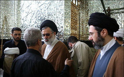 فرزند هاشمی رفسنجانی و رهبر انقلاب در کدام عملیات ناپدید شدند؟