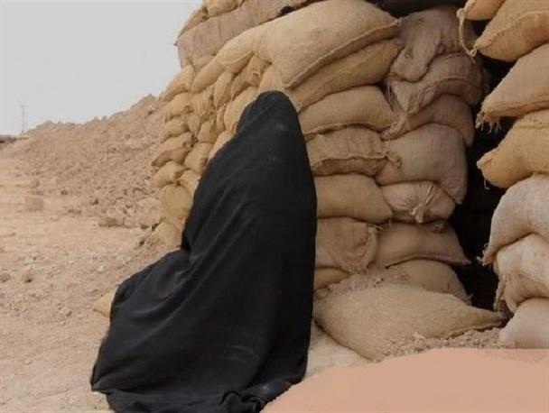 زنانی که مظلومانی قربانی جنگ هستند