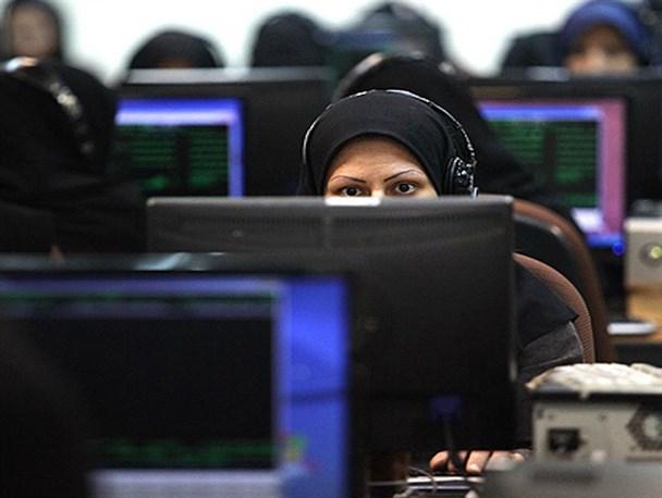 حجاب سند حضور زن در جامعه است