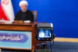 روحانی تبلیغات ریاست جمهوری ۹۶ را کلید زد