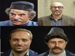 گریم متفاوت بازیگران «پایتخت» در یک سریال تازه