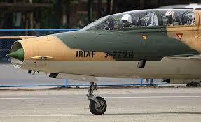 سقوط جنگنده نیروی هوایی در حوالی نائین