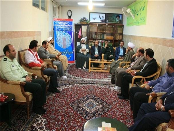 دومین نشست ستاد هماهنگی مراسم ارتحال امام خمینی (ره) و گرامیداشت شهدای قیام ۱۵ خرداد در دماوند