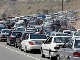 انسداد محور فیروزکوه تا ساعت ۱۳ امروز