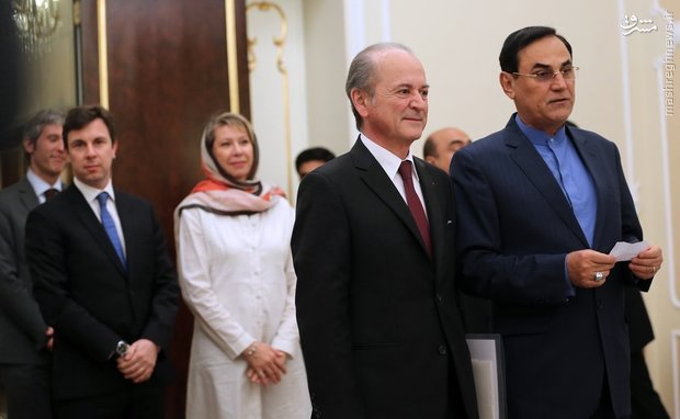 کلیددار جدید سفارت فرانسه از کدام «سازمان اطلاعاتی» به تهران آمده است + عکس