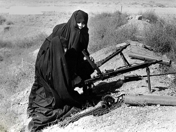 زنان، پاسدارانی استوار در حماسه خرمشهر