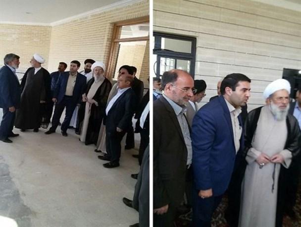 احداث و تکمیل مسجد روستای اهران در ۳ طبقه به مساحت ۱۵۰۰ مترمربع با حمایت خیران