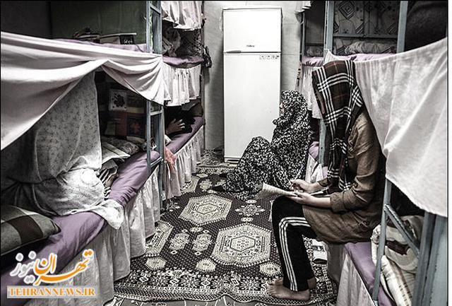 «خیر اربعین» ۱۳ زندانی زن را آزاد کرد
