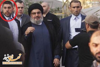 محافظ شخصی حسن نصرالله بادیگارد روحانی شد؟! + عکس