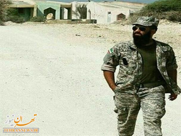"""لحظه بدرقه مرد شماره «۵۵۷۵» """"امیر سیاوشی """"در سپاه اسلامشهر+تصاویر"""