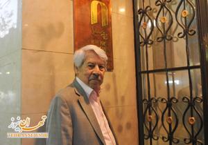 وداع داود رشیدی با سینمای ایران/ حضور هنرمندان در مراسم تشییع پیکر استاد تئاتر+ تصاویر