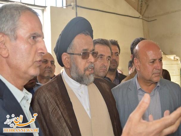 بازدید وزیر اطلاعات از طرحهای ملی شهرستان فیروزکوه در هفته دولت