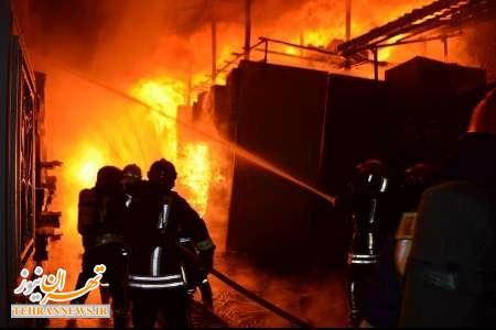 انفجار در خیابان فداییان اسلام/ دو مصدوم به بیمارستان منتقل شدند