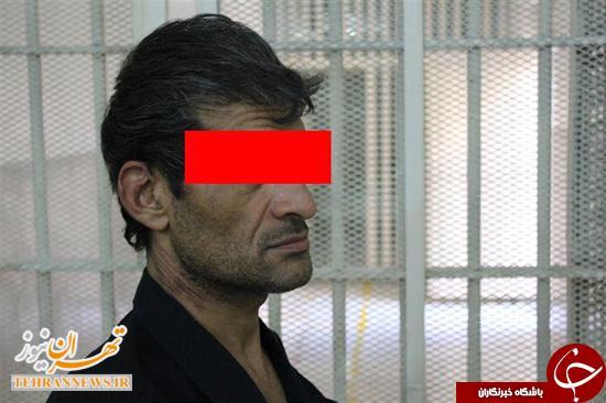 راز جنایت در مسعودیه تهران فاش شد/ چاقوکشی بر سر قیمت شیشه +تصاویر
