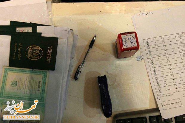 شناسایی ۴۲ دفتر غیرمجاز صدور ویزای جعلی اربعین