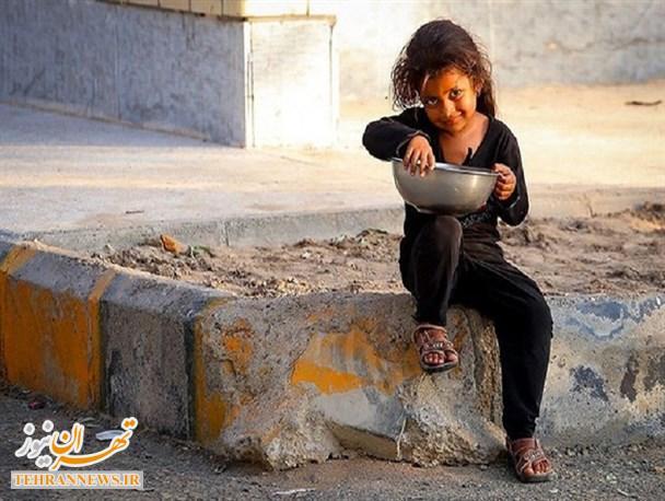 بیشتر کودکان مناطق محروم مبتلا به سوء تغذیه هستند