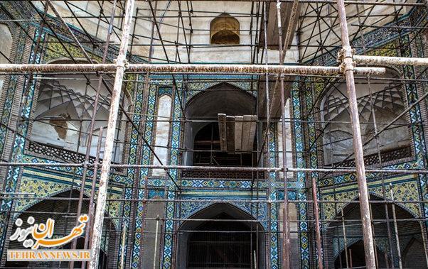 فقیرترین مناطق تهران از نظر مسجد/ میانگین هزینه مسجدسازی چقدر است