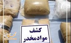 انهدام باند قاچاق مواد مخدر در فیروزکوه/ ۱۳۰ کیلوگرم حشیش کشف شد