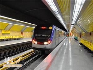 پرداخت ۸۵ درصد هزینه های مترو توسط شهرداری تهران/ کمبود واگن، گلوگاه اصلی مترو