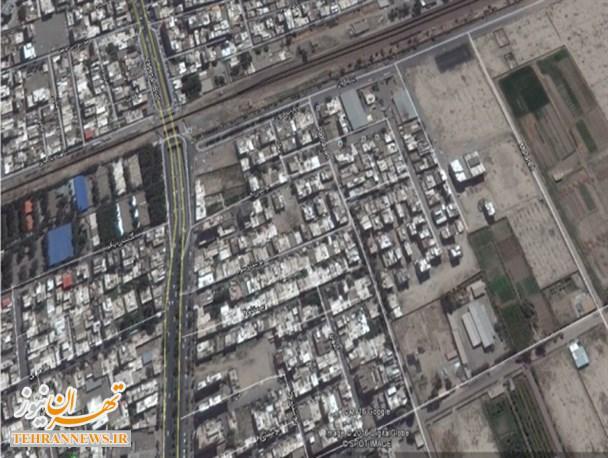 جای خالی نام و نشان شهدا در خیابانهای رباط کریم+ تصاویر