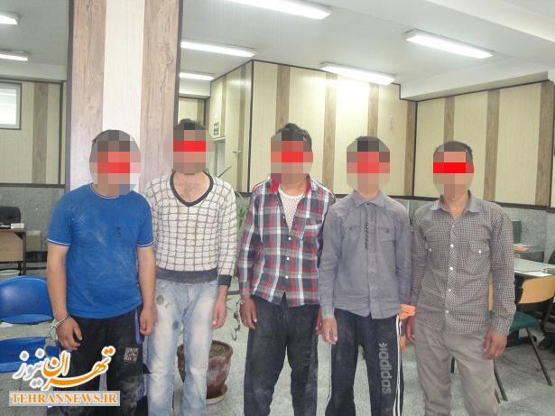 سرقت میلیاردی از خانه بزرگترین تاجر ایران