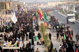 ۴۰ درصد زائران اربعین از استان تهران اعزام می شوند