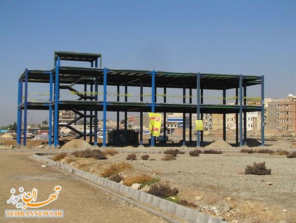ارتقای سرانه فضای سبز باقرشهر با افتتاح بوستان ۱۵ هزار متری دانش تا پایان سال جاری