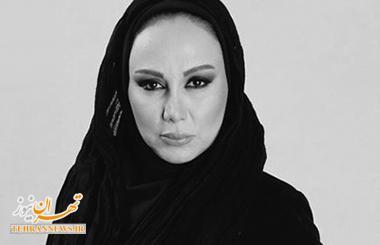 بهنوش بختیاری: دوست دارم مدافع حرم باشم! + عکس