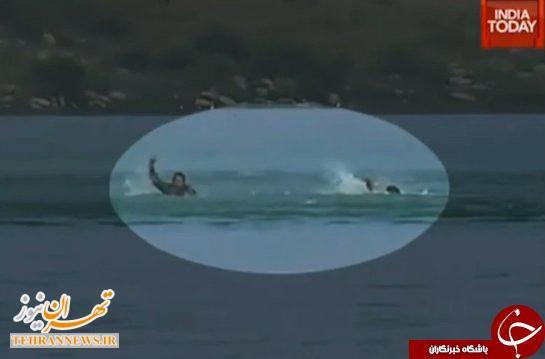 غرق شدن دو بازیگر مشهور سینما در رودخانه + تصاویر