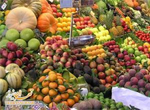بساط میوههای قاچاق هنوز برچیده نشده است؟!