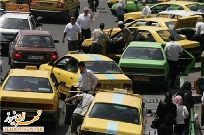 چالش مسافرکشهای شهرستانی در بهشت شلوغی تهران