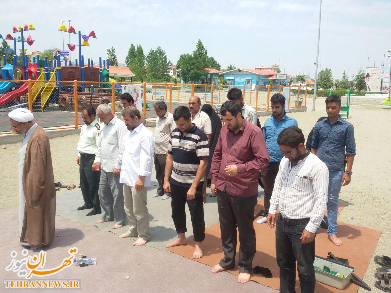 کمبود مسجد در مناطق مرکزی و شمالی تهران