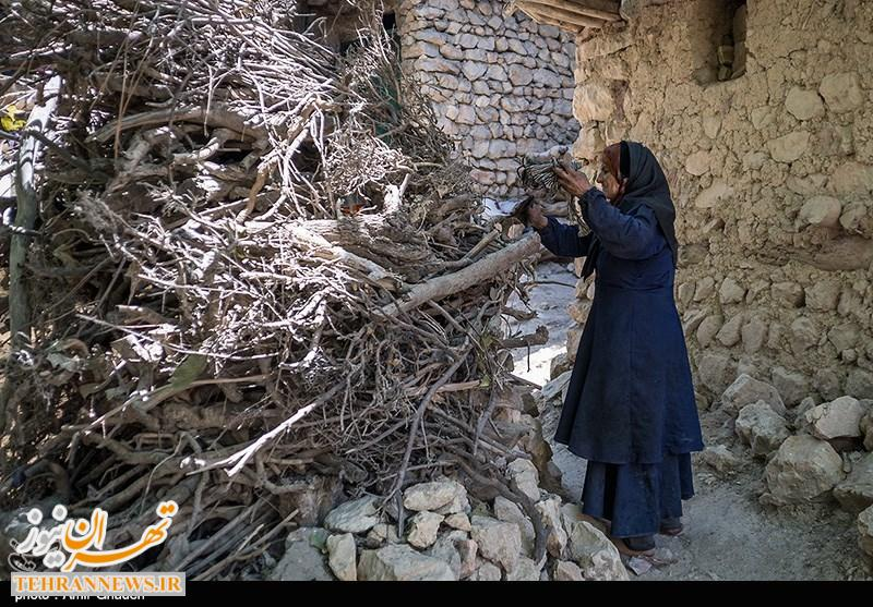 روستایی در تهران که مردمش دنبال کوپن نفت میگردند