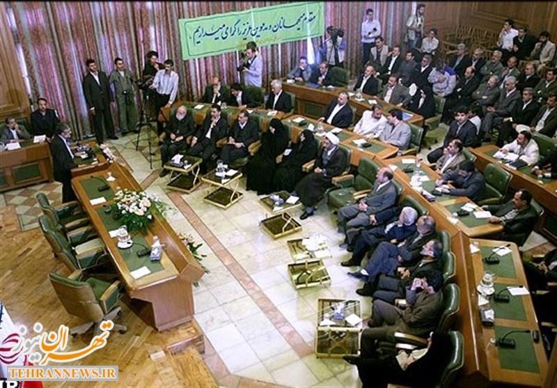 جلسه شورای شهر با تذکر خارج از دستور حکیمیپور دچار تنش شد