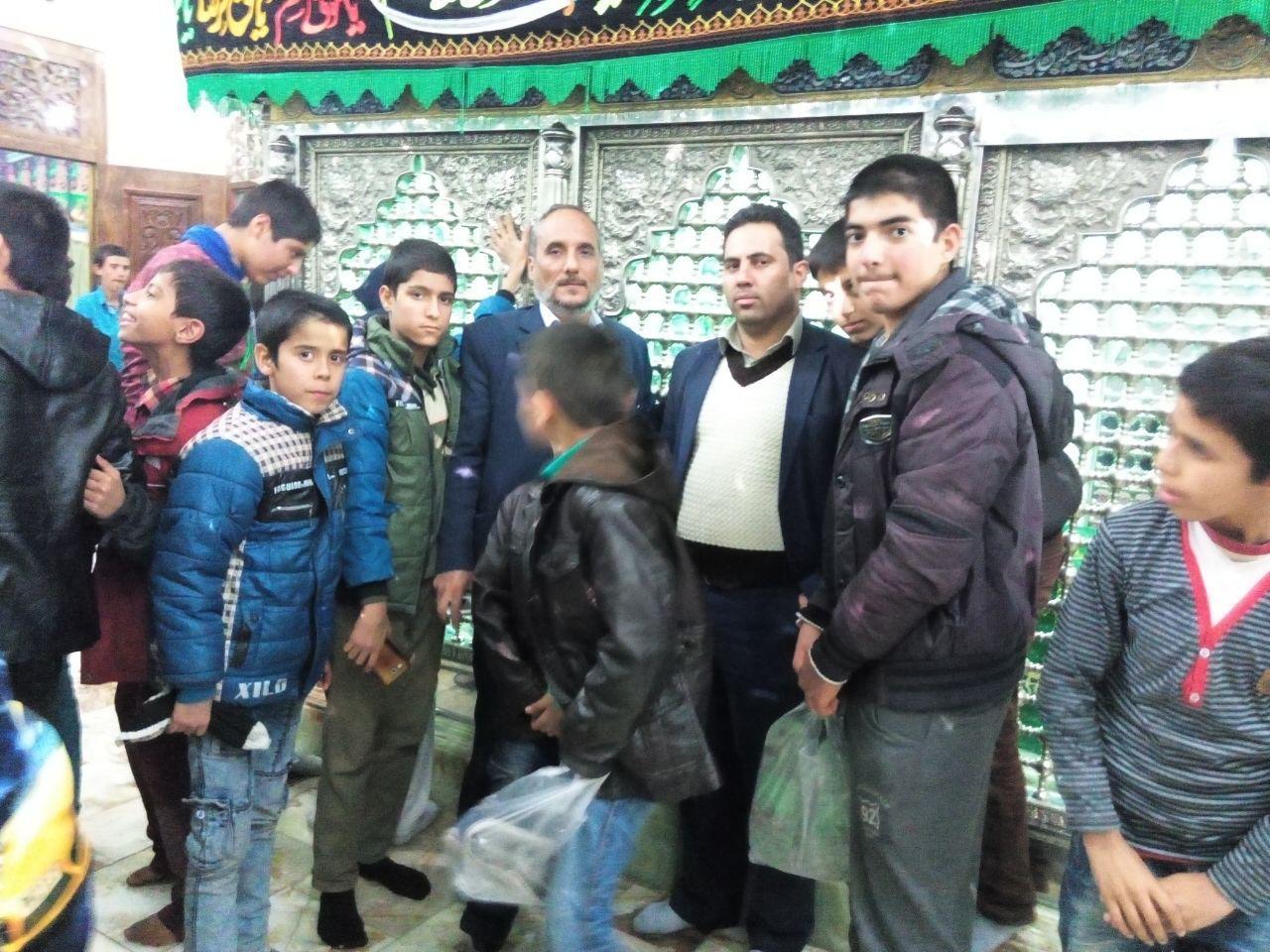 برپایی اردوهای فرهنگی و تفریحی در مدارس ورامین