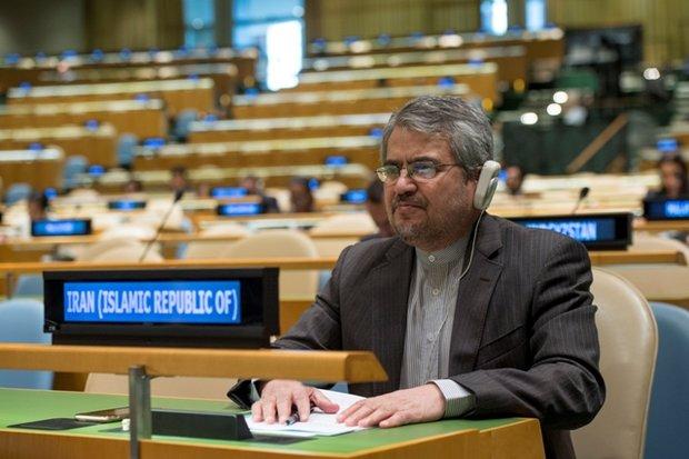 نامه ایران به بان کی مون؛ آمریکا مسئول پیامدهای نقض برجام است