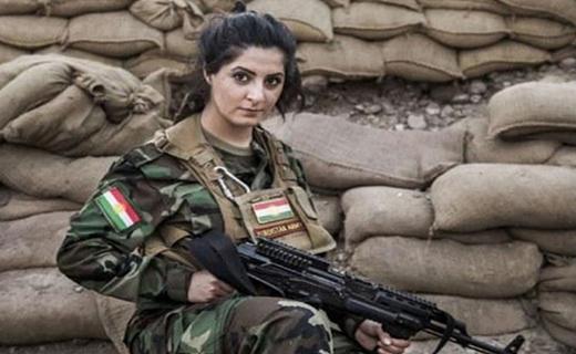 جایزه داعش برای سر دختر ایرانی + تصاویر