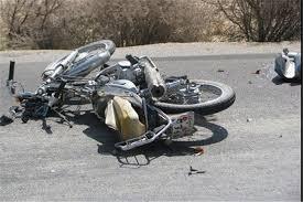 مرگ دلخراش موتورسوار در شرق تهران