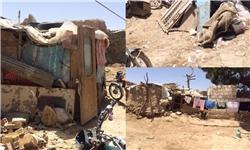 بساط زاغه نشینی از بیخ گوش پایتخت برچیده شد