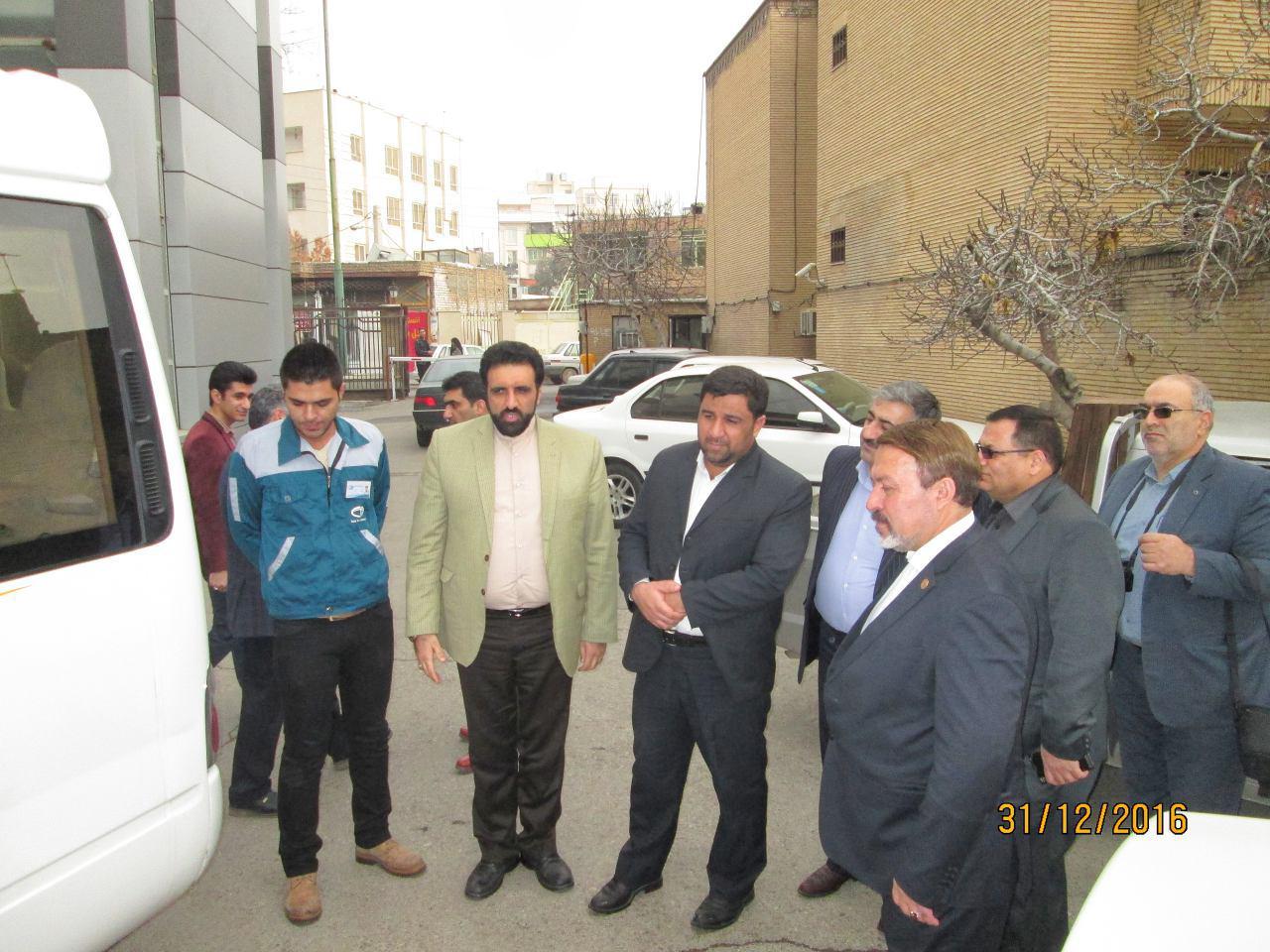 ۴ فرماندار برای تعیین تکلیف ایستگاههای اتوبوس و تاکسیهای دشت ورامین تصمیم میگیرند